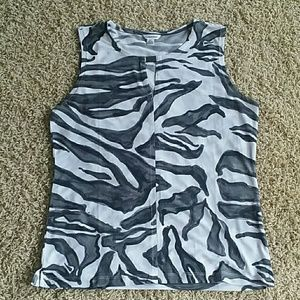 Calvin Klein sleeveless top. Size S/P